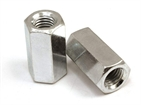 DIN6334 long hex nut